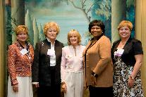 NAWBO Luncheon 2008 leadership